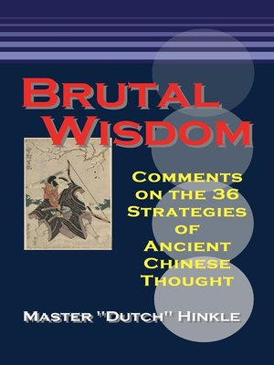 cover image of Brutal Wisdom