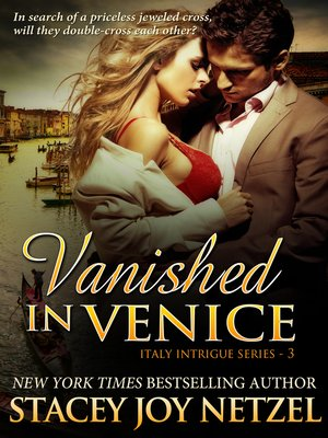cover image of Vanished in Venice (Italy Intrigue Series--3)