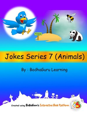 cover image of Jokes Series 7 (Space)