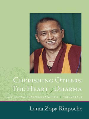 cover image of Cherishing Others