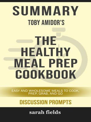 cover image of Summary of the Healthy Meal Prep Cookbook