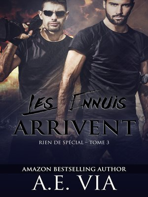 cover image of Les Ennuis Arrivent