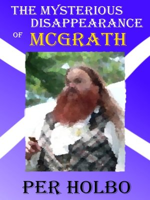 cover image of The Mysterious Disappearance of McGrath