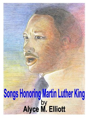 cover image of Songs Honoring Martin Luther King