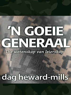 cover image of 'N Goeie Generaal