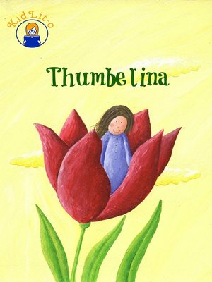 cover image of Thumbelina In Modern English (Translated)