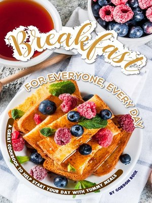 cover image of Breakfast for Everyone, Every Day
