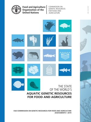 cover image of The State of the World's Aquatic Genetic Resources for Food and Agriculture