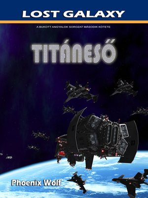 cover image of Titáneső