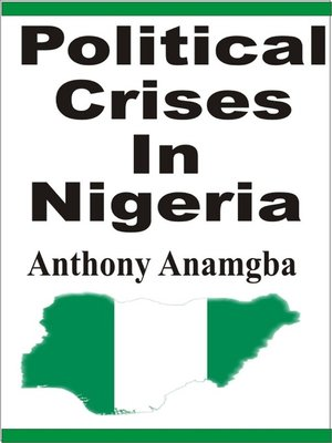 cover image of Political Crises in Nigeria