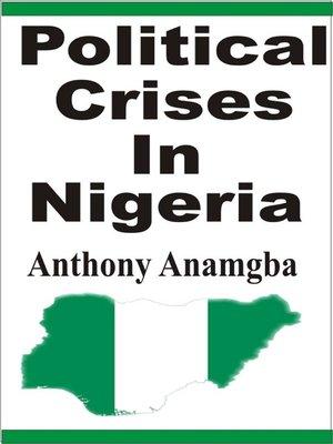 cover image of Political Crises in Nigeria