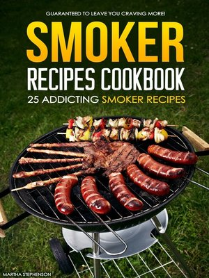 cover image of Smoker Recipes Cookbook