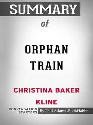 cover image of Conversations on Orphan Train