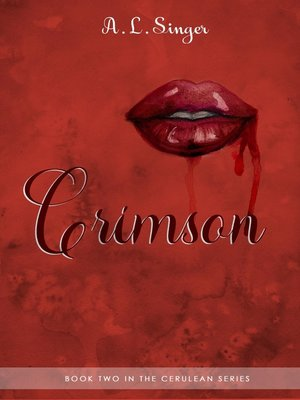 cover image of Crimson (Book Two in Cerulean Series)