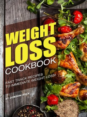 cover image of Weight Loss Cookbook