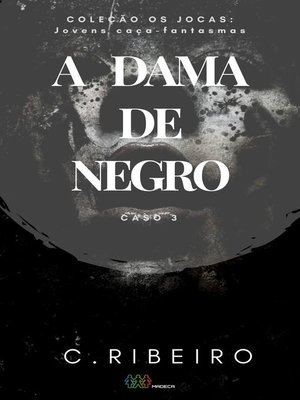 cover image of A Dama de negro