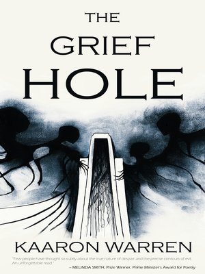 cover image of The Grief Hole