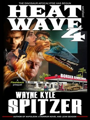 cover image of Heat Wave 4
