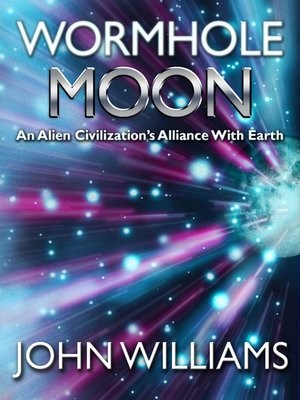 cover image of Wormhole Moon