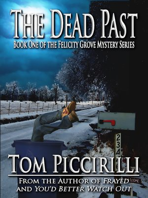cover image of The Dead Past