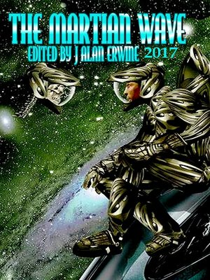 cover image of The Martian Wave