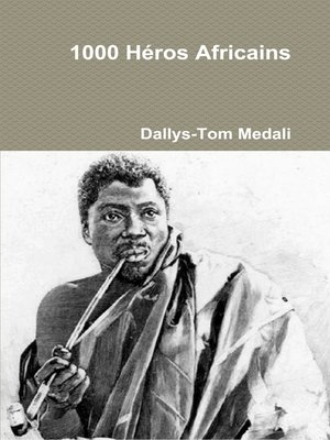 cover image of Héros Africains