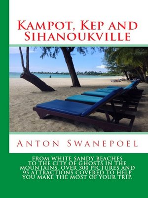 cover image of Kampot, Kep and Sihanoukville