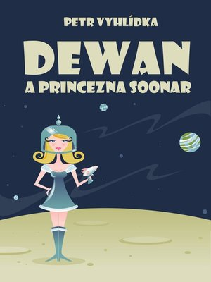 cover image of Dewan a princezna Soonar