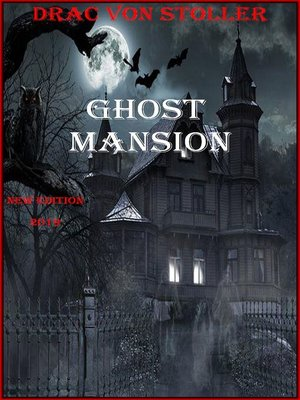 cover image of Ghost Mansion