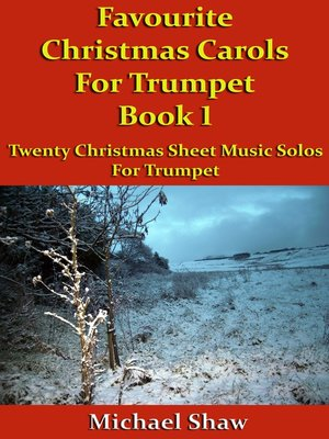 cover image of Favourite Christmas Carols For Trumpet Book 1