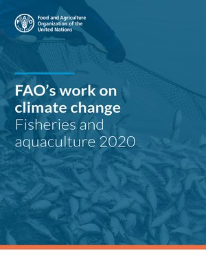 cover image of FAO's Work on Climate Change