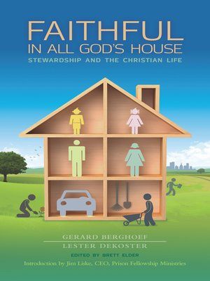 cover image of Faithful in All God's House