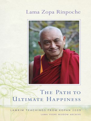 cover image of The Path to Ultimate Happiness