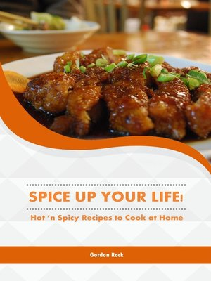 cover image of Spice Up Your Life!