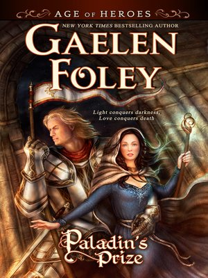 cover image of Paladin's Prize (Age of Heroes, Book 1)