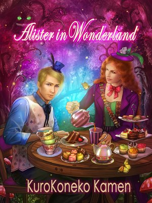 cover image of Alister in Wonderland