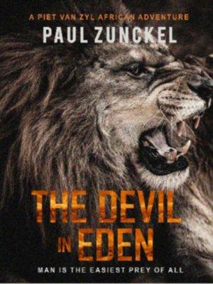cover image of Devil In Eden