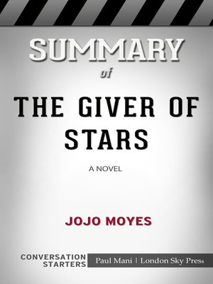 cover image of Summary of the Giver of Stars
