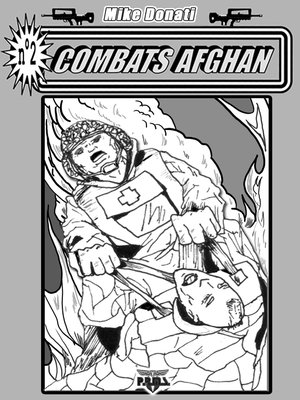 cover image of Combats Afghan épisode deux