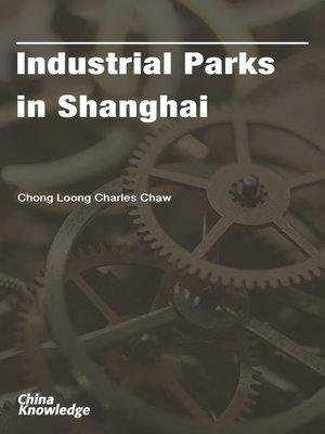 cover image of Industrial Parks in Shanghai