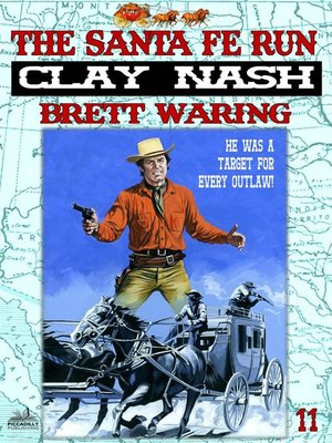 cover image of Clay Nash 11