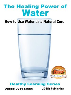 cover image of The Healing Power of Water