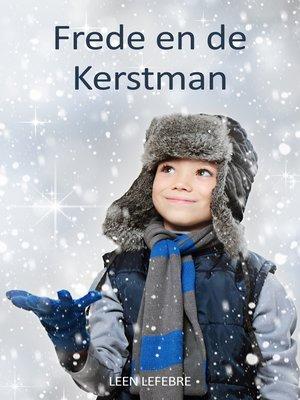 cover image of Frede en de Kerstman
