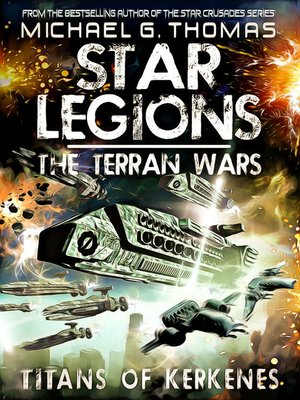 cover image of Titans of Kerkenes (Star Legions