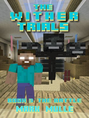cover image of The Wither Trials, Book 3