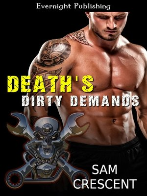 cover image of Death's Dirty Demands