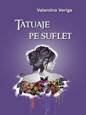 cover image of Tatuaje pe suflet