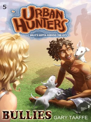 cover image of Bullies (Urban Hunters #5)