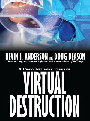 cover image of Virtual Destruction