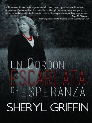 cover image of Un cordón escarlata de esperanza